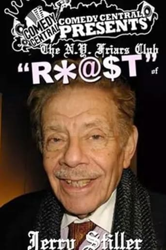 Watch The N.Y. Friars Club Roast of Jerry Stiller 1999 full online free