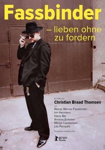 Watch Fassbinder: Love Without Demands 2015 full online free