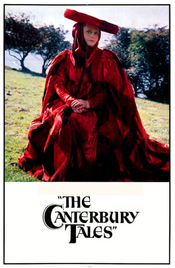 Poster of The Canterbury Tales