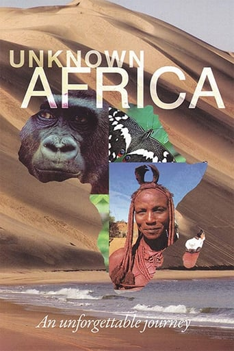 Poster of Unknown Africa