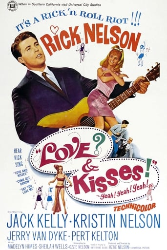 Poster of Love and Kisses