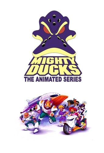 Capitulos de: Mighty Ducks: The Animated Series