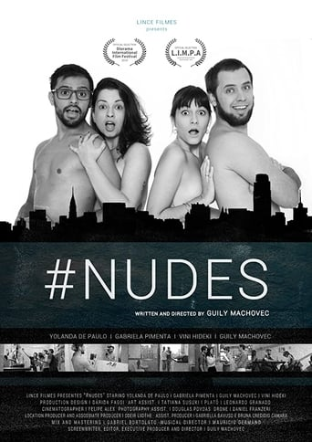 #NUDES - Poster
