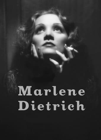 Poster of No Angel: A Life of Marlene Dietrich