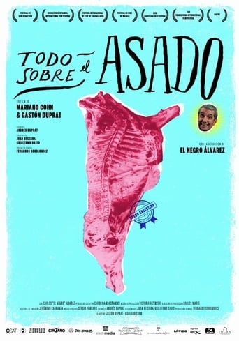 All About Asado poster