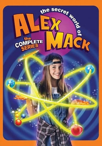 Poster of The Secret World of Alex Mack