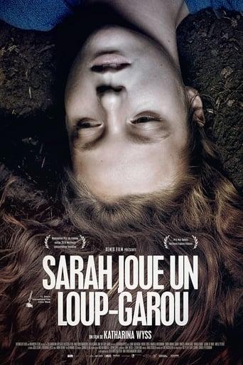 Sarah spielt einen Werwolf