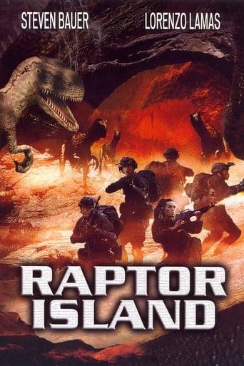 Poster of Raptor Island