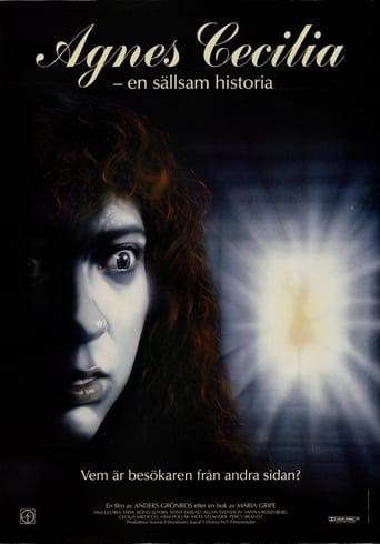 Poster of Agnes Cecilia - En sällsam historia