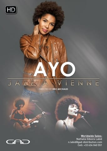 Poster of Ayo - Jazz à Vienne