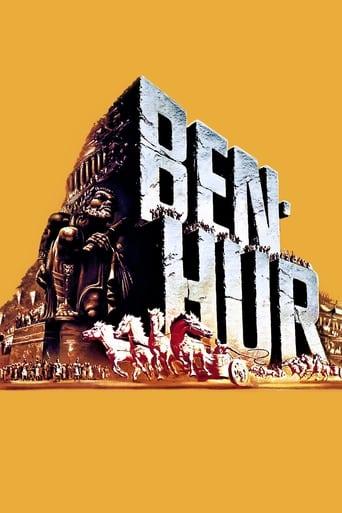 poster of Ben-Hur