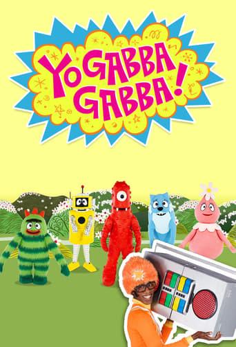 Poster of Yo Gabba Gabba!