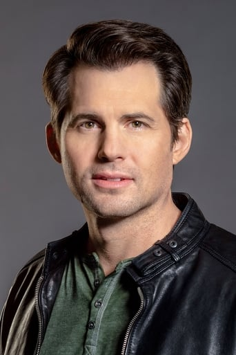 Kristoffer Polaha alias Handsome Man