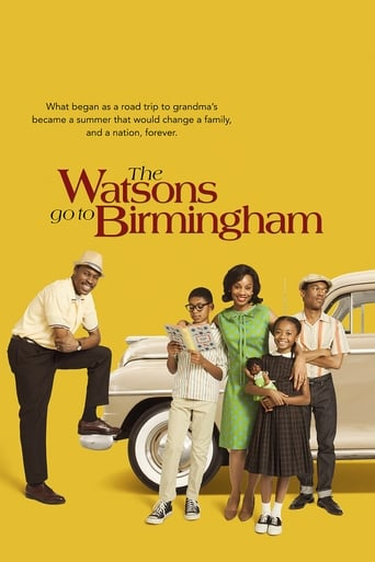 Poster of The Watsons Go to Birmingham