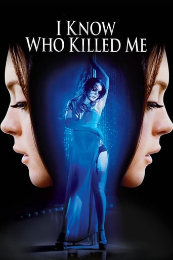 Poster of I Know Who Killed Me
