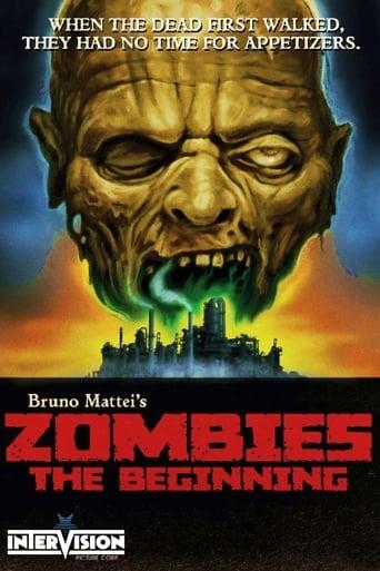 portada Zombies: The Beginning