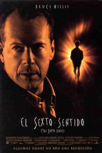 Poster of El sexto sentido
