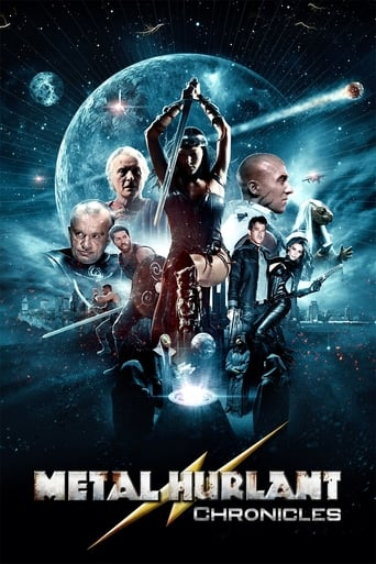 Poster of Metal Hurlant Chronicles