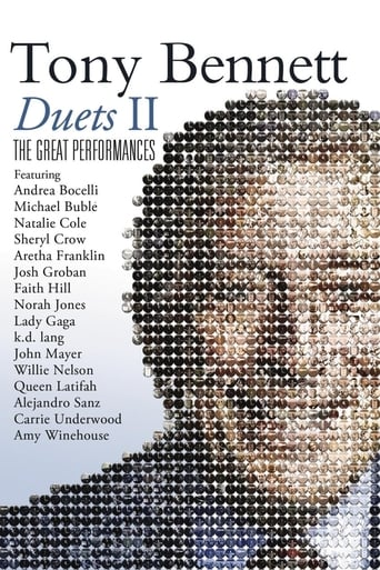 Poster of Tony Bennett: Duets II - The Great Performances
