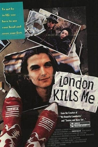 Poster of London Kills Me