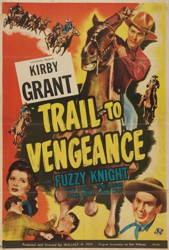Poster of Trail to Vengeance