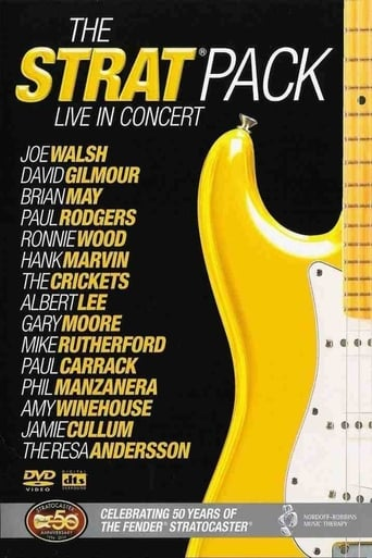Poster of The Strat Pack: Live in Concert - 50 Years of the Fender Stratocaster