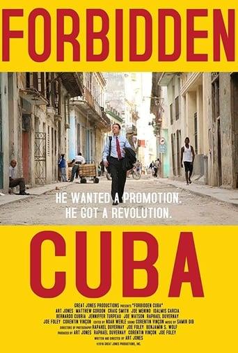 Poster of Forbidden Cuba