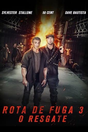 Rota de Fuga 3 - o Resgate - Poster