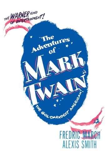 Poster of The Adventures of Mark Twain