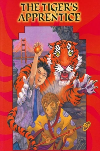 Poster of The Tiger's Apprentice