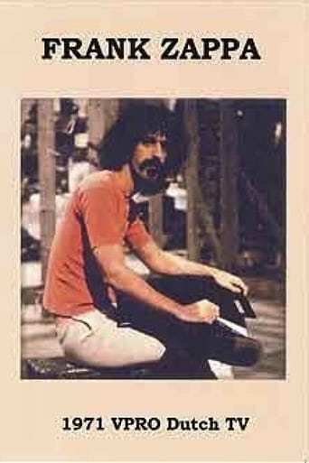 Poster of Frank Zappa