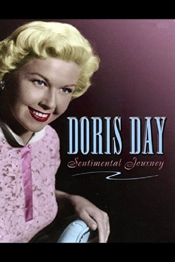 Poster of Doris Day: A Sentimental Journey