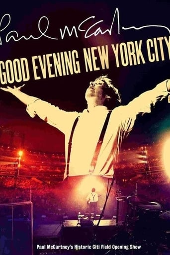 Poster of Paul McCartney: Good Evening New York City