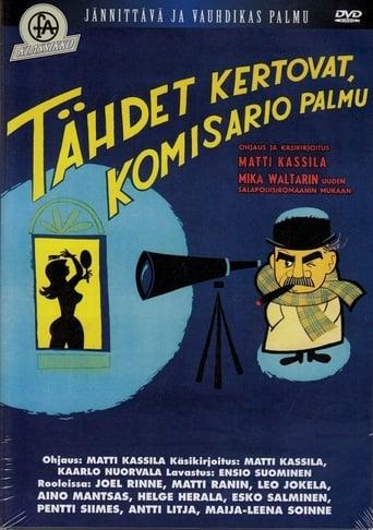 It Is Written in the Stars, Inspector Palmu
