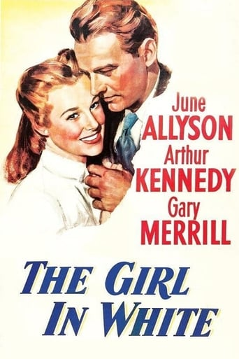 Poster of The Girl in White