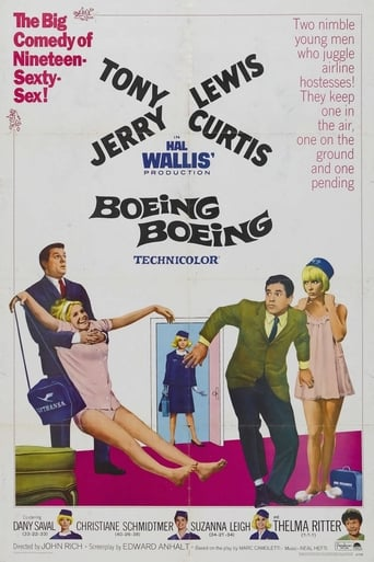 Poster of Boeing, Boeing