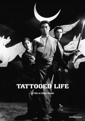 Poster of Tattooed Life