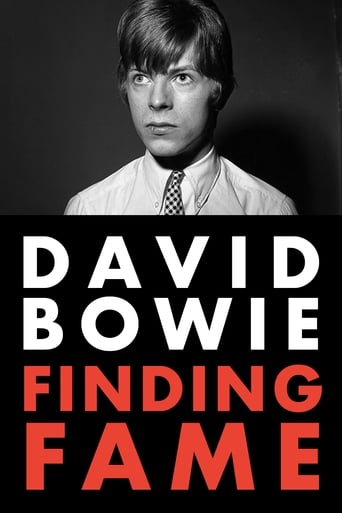The David Bowie: Finding Fame (2019) movie poster image