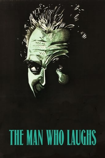 Poster of The Man Who Laughs