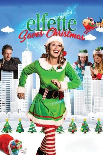 Poster of Elfette Saves Christmas