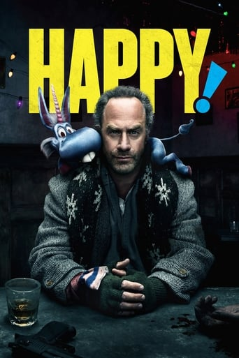 Poster of HAPPY!