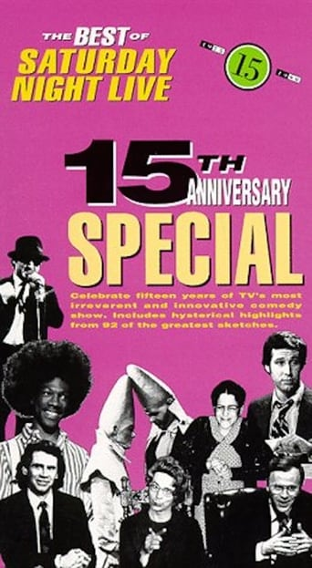 Poster of Saturday Night Live: 15th Anniversary