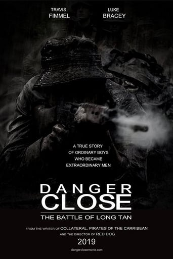 The Danger Close: The Battle of Long Tan (2019) movie poster image