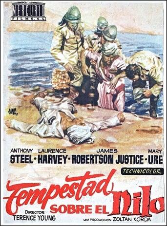 Poster of Tempestad sobre el Nilo