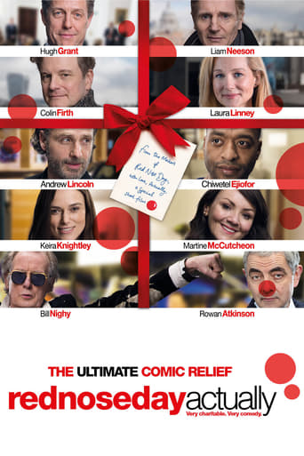 Poster of Red Nose Day Actually