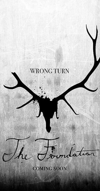 Poster of Wrong Turn: The Foundation
