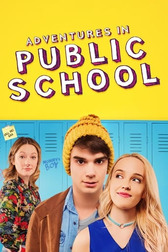 Poster of Adventures in Public School
