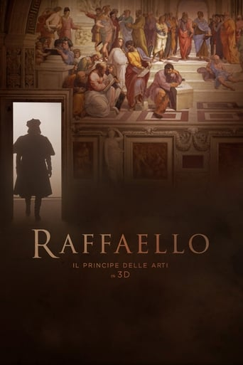 Poster of Raphael: The Lord of the Arts