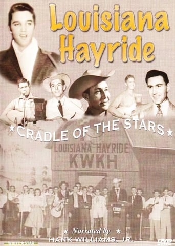 Poster of Louisiana Hayride: Cradle To The Stars