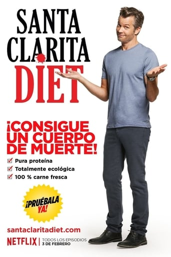 Poster of Santa Clarita Diet